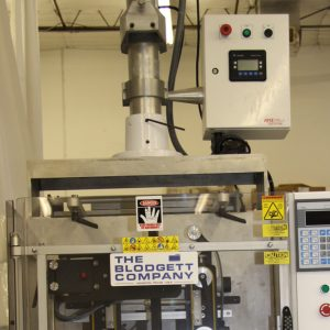 Blodgett Vertical Form Fill & Seal Machine w/AMS Auger Filler